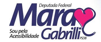 LOGO MARA GABRILLI